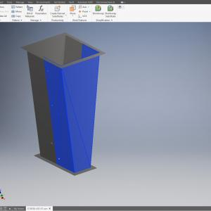 Funnel in Inventor